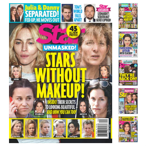 76% off Star Magazine Subscription : Only $18.95