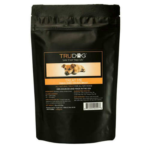 61% off Freeze Dried Chicken Breast Treats for Dogs : Only $6.65