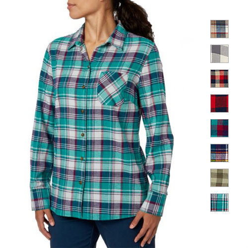 70% off Women's Flannel Shirts : Only $8.98
