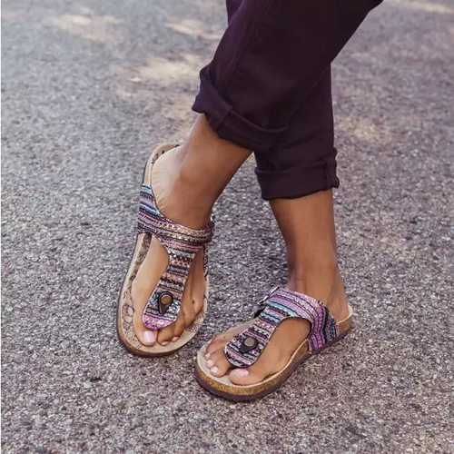 50% off Women's Muk Luks Sandals : Only $21.99 + Free S/H