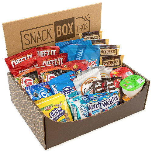 30% off On The Go Snack Boxes : Only $27.99 + Free S/H
