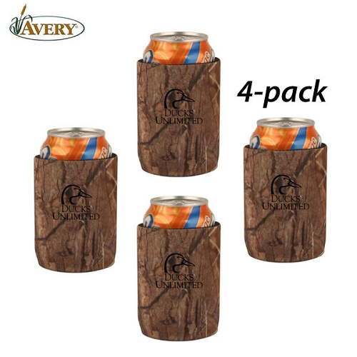 82% off 4-PK of Avery Outdoors Coozies : Only $6.97 + Free S/H