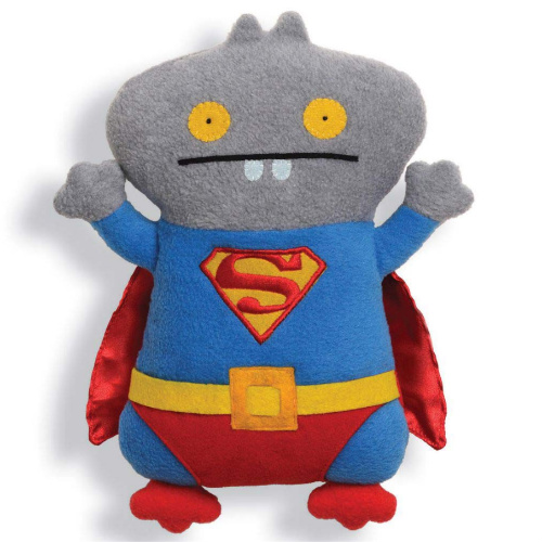 50% off DC Comics Babo Superman Plush : $10.99 + $2 Flat S/H