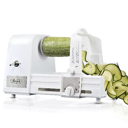 60% off Bella Electric Spiralizer : Only $19.99