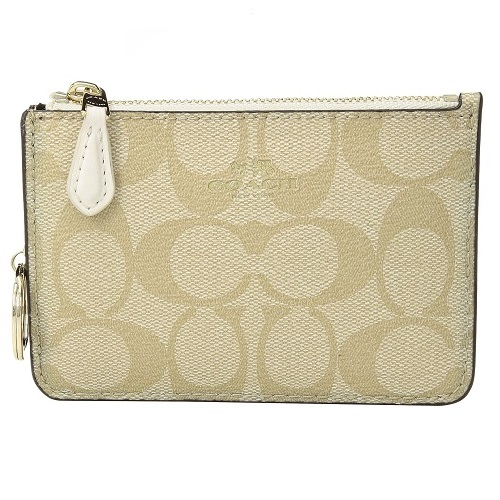 74% off Coach Key Pouch : Only $16.99