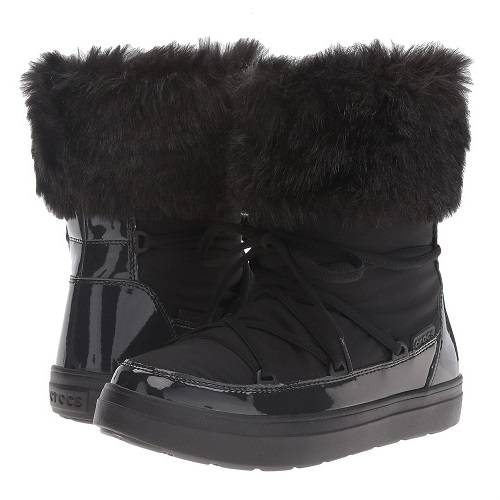 72% off Women's Crocs LodgePoint Boots : Only $20.63