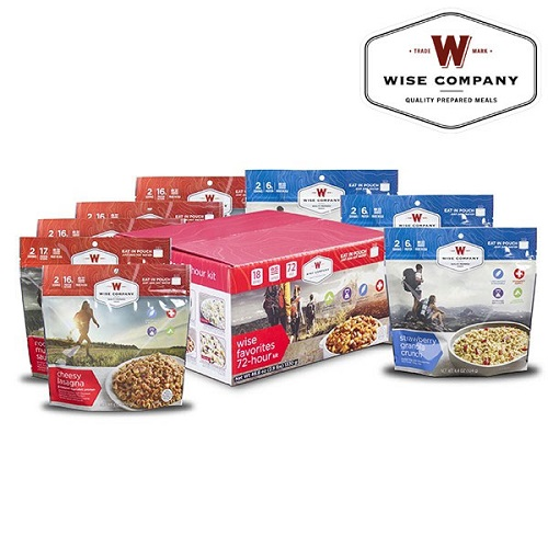 34% off 72-Hour Emergency Food Kit : Only $32.85 + Free S/H