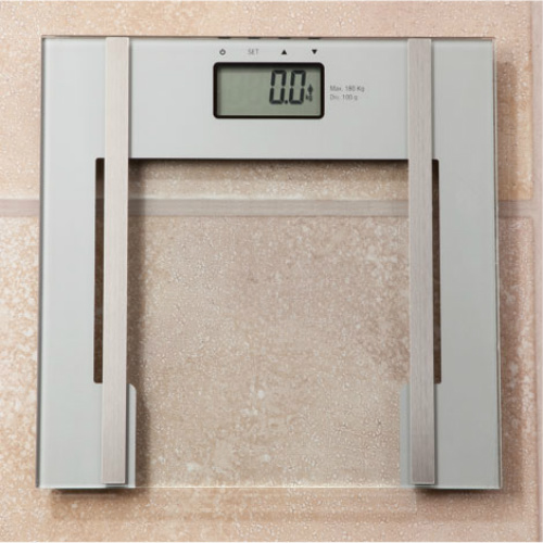 50% off 2-in-1 Glass Digital Bath Scale : Only $9.99 + Free S/H