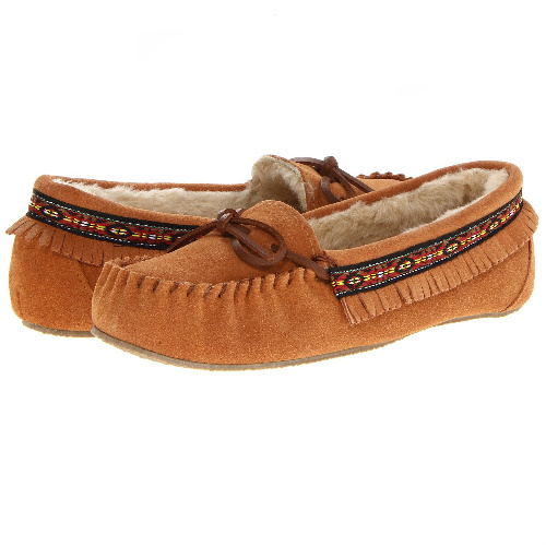 70% off Women's Lugz Suede Moccasins : Only $13.50