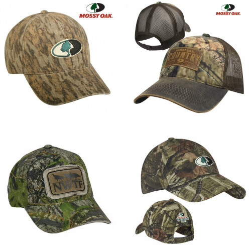 Up to 75% off Mossy Oak Baseball Caps : Only $6.33-$6.71 + Free S/H