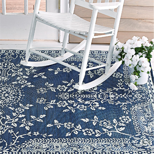 76% off 4'x6′ Indoor/Outdoor Area Rugs : Only $19.18 + Free S/H