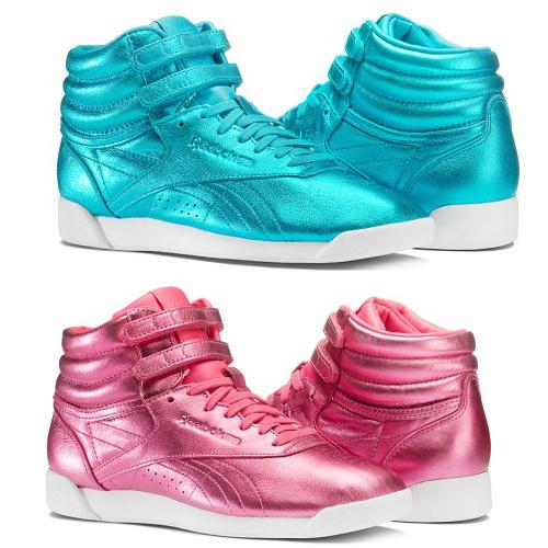 65% off Reebok Women's Metallic Sneakers : Only $29.99 + Free S/H