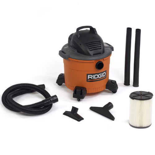 33% off Rigid Wet/Dry Vac : Only $39.97 + Free S/H
