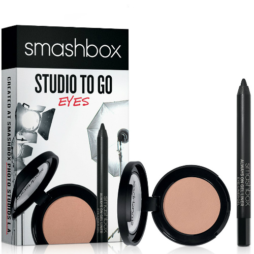 40% off Smashbox 2-PC Studio To Go Eyes Set : Only $6 + Free S/H