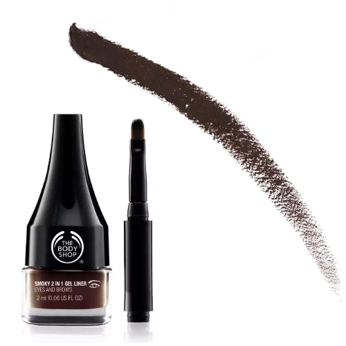 75% off Smoky 2-In-1 Gel Eyeliner and Brow Definer : Only $3.38 + Free S/H