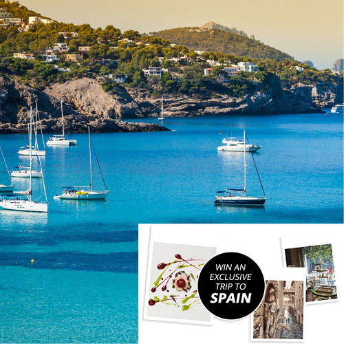 Spain is a Part of You : Win a $12,000 Vacation in Spain