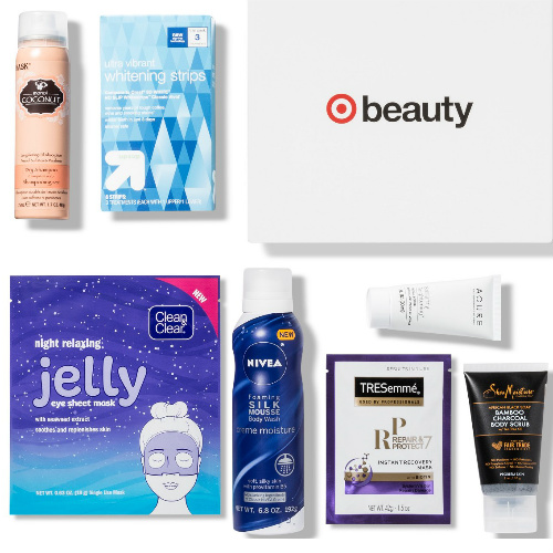 Target July Beauty Box : Only $7 + Free S/H