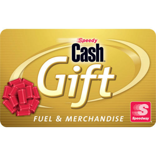 6% off $100 Speedway Gas Gift Card : Only $94 + Free S/H