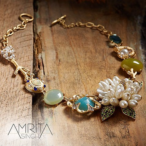 Up to 85% off Amrita Singh Jewelry : Starting at $11.99