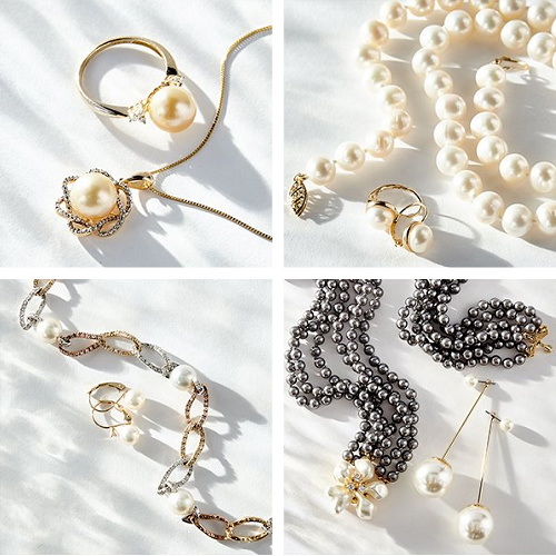 Up to 80% off Classic Pearl Jewelry : Prices start at $15.99