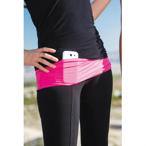 56% off Hands Free Multi Pocket Hip Band : Only $12.23 + Free S/H