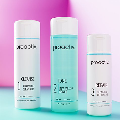 Proactiv Acne Treatments : Up to 60% off