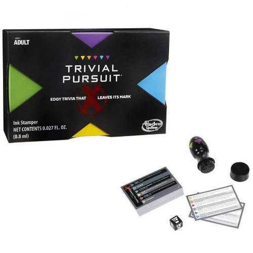 80% off Trivial Pursuit X Game : Only $4.99 + Free S/H