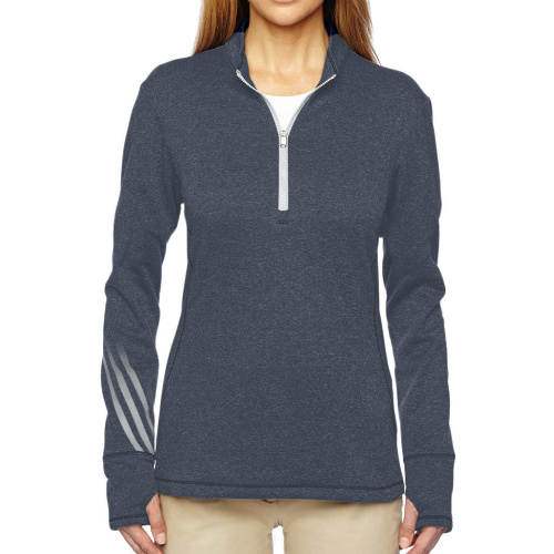 68% off Women's adidas 1/4 Zip Jacket : Only $22 + Free S/H