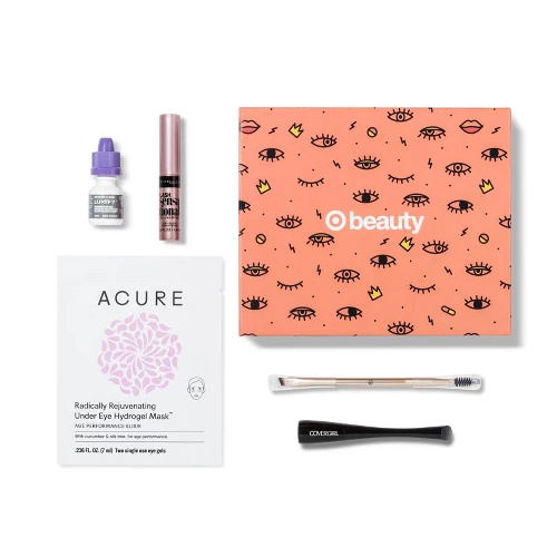 Target October Eyes Beauty Box : Only $7 + Free S/H