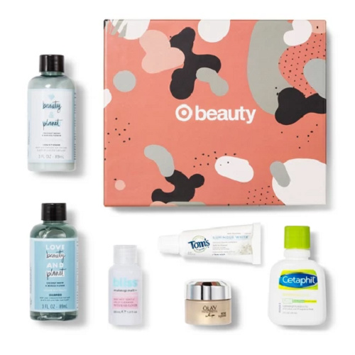 Target October Beauty Box : Only $7 + Free S/H