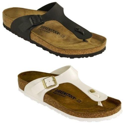 44% off Birkenstock Gizeh Birko-Flor Sandals : Only $56 + Free S/H
