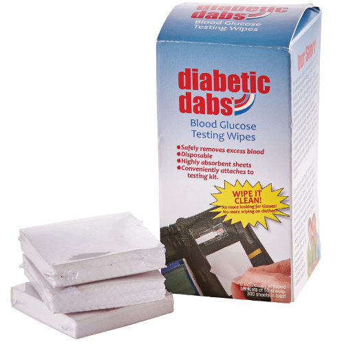 76% off Diabetic Dabs : Only $2.38 + Free S/H