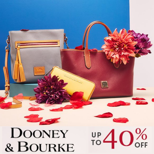 Dooney & Bourke Bags, Totes and Wallets : Up to 50% off over 250 items