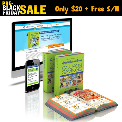 2019 Entertainment Books : Only $20 + Free S/H