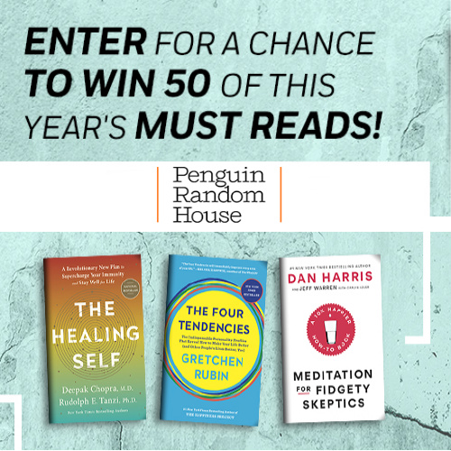 Penguin Random House Sweepstakes : Enter to Win 50 Top Books
