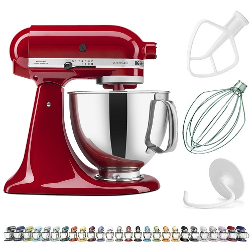 47% off Refurb KitchenAid Artisan Series Stand Mixer : Only $229.99 + Free S/H