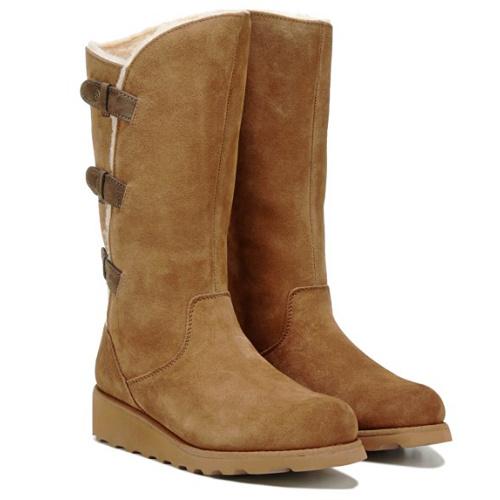 Bearpaw Hayden Wedge Boots