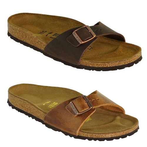 47% off Authentic Birkenstock Madrid Sandals : Only $58 + Free S/H