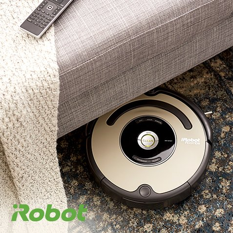 46% off Refurb Roomba 650 : Only $217.99