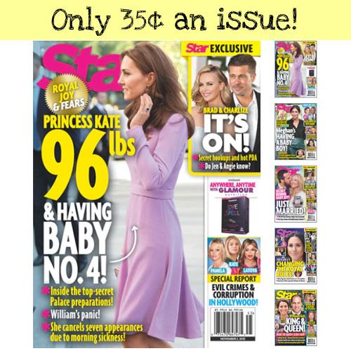 star magazine discount code | MyBargainBuddy com