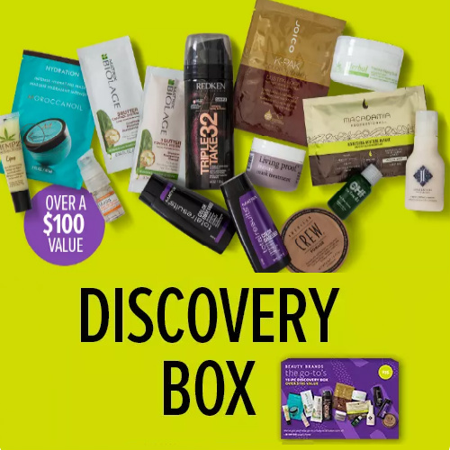 88% off Beauty Brands 15-PC Discovery Box : Only $11.50