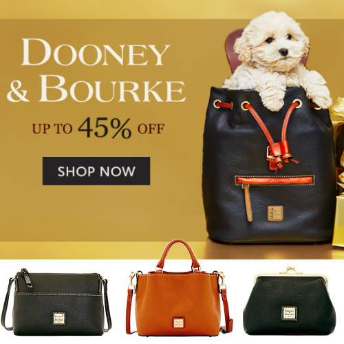 Dooney & Bourke Bags, Totes and Wallets : Up to 45% off Hundreds of Styles