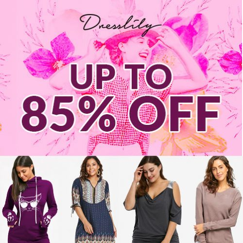 DressLily : 15% off Coupon + Free S/H