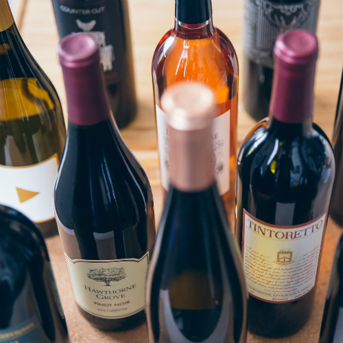 Up to 80% off 3 Bottles of Wine : Only $15 + Free S/H