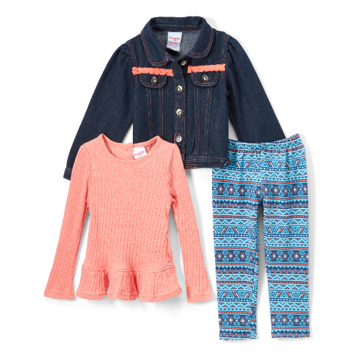 Up to 70% off Nannette Kids Complete Outfits : Starting at $10.99 + Free S/H