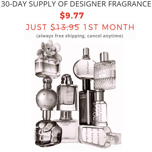30% off Scentbox Coupon : Only $9.77 + Free S/H