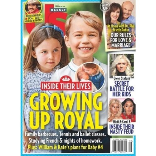 72% off US Weekly Subscription : Only $18.99