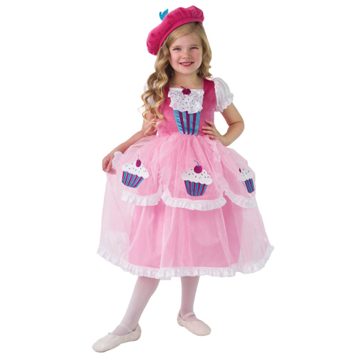 52% off Girls' Story Book Cupcake Dress with Hat : Only $20.40 + Free S/H