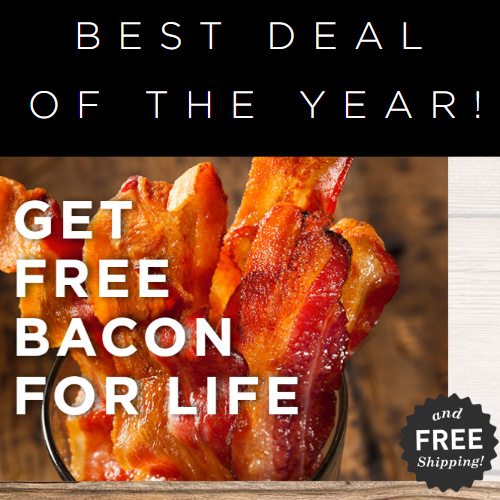 ButcherBox : Free Bacon for Life + Free S/H