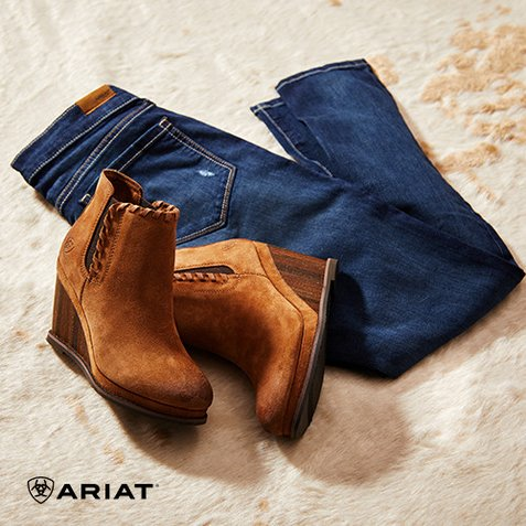Ariat Clearance : Up to 55% off